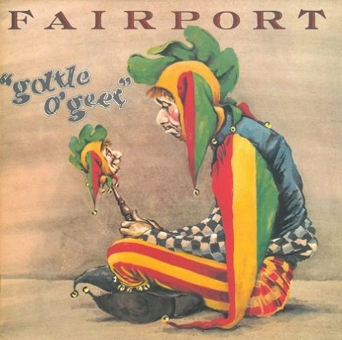 FAIRPORT CONVENTION Gottle O'Geer Vinyl Record LP Island 1976